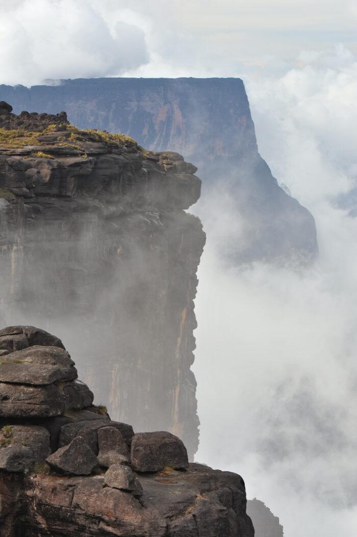 Roraima in the clouds