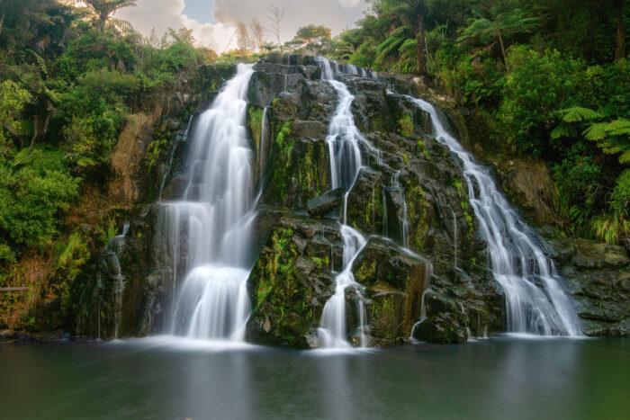 Owharoa Falls, New Zealand