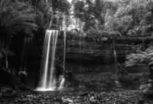 Russell Falls, Mount Field