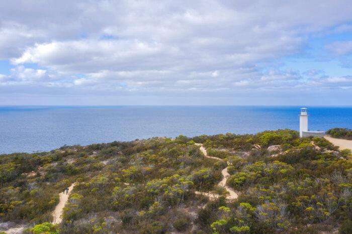 Cape Tourville Lighthouse, Coles Bay